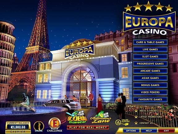 Europa Lobby
